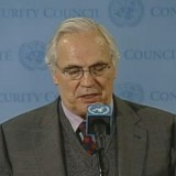 FN:s generalsekreterares sändebud för Västsahara Christopher Ross