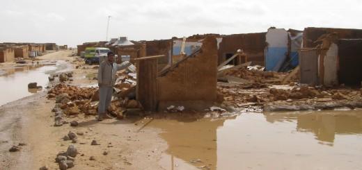 Översvämning 2008.