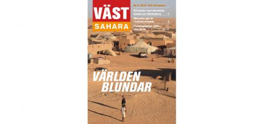 Västsahara nr 3 2016